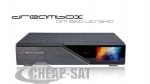 Dreambox DM920 UHD 4K 1x DVB-C/T2 Dual Tuner E2 Linux PVR Receiver